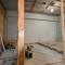 入船西エステートのリノベーション工事【第2回】配管と置き床設置