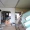 稲毛海岸の団地のスケルトンリフォーム工事がスタートしました!第1回~解体
