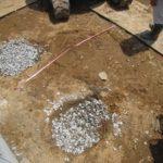 液状化対策としても有効な「天然採石パイル杭工法」